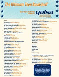 YALSA's Ultimate Teen Bookshelf