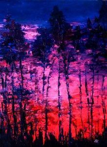 """""""Evening"""" by Alena Rumak"""