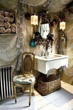 Gypsy..is it silly I would love to have a room like this someday..cause I do