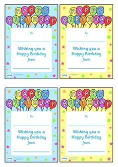 Ec E A Ffbed Primary School Elementary Schools Jpg 236x333 Happy Birthday Pocket Chart