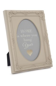Primark home is wear you hang your heart frame!