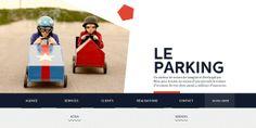 Tendance Web : Retour sur 360 Webdesign de qualité pour l'année 2013 - inspiration