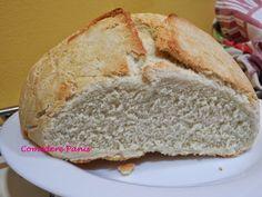 Comedere panis: Pan rápido sin levado, un pan para principiantes