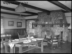 The Canadian Archival Information Network Banff, Club, Interior, People, House, Vintage, Indoor, Home, Interiors