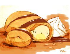 メキシコ風クレープ。これはバナナが入ってます。 ●あと12日! http://amzn.to/1mg8UVO ●こちらはアニメイトさん。画集ご注文いただくと特典としてステッカーがつきます~ http: