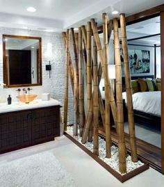 room dividers wooden super interesting bathroom