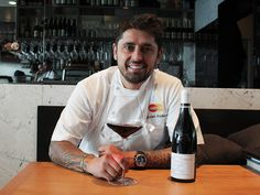The Story Behind Ludo Lefebvre's New Wine Los Angeles Magazine Cooking Tips, Magazine, Wine, News, Bucket, Party, Buckets, Warehouse, Receptions