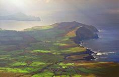 Mount Brandon or Brandon Mountain is a 952 m mountain on the Dingle Peninsula, Ireland