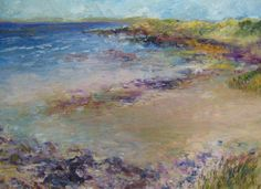 """""""Fanore"""" 20x16inches www.niamhslack.com"""