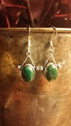 Check out this item in my Etsy shop https://www.etsy.com/listing/253798038/zoisite-925-sterling-silver-drop