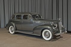 1940 Packard 160 Super Touring Sedan
