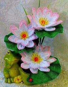 Деревья и цветы из Бисера's photos