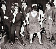 1962, Year of the twist. Sophia Loren.