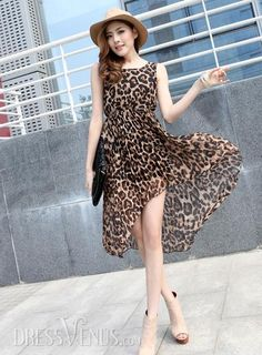 US$21.99 Fashion Swallow Tail Chiffon Dress Jumper Dress . #Day #Chiffon #Dress #Tail