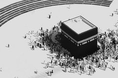 Did you know that Muslims didn't always pray facing the Kaaba? Learn where the first qibla where and why it changed. http://aboutislam.net/counseling/ask-about-islam/first-qiblah-towards-al-aqsa-kaabah-idols/