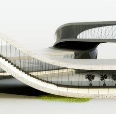 Landscape House - 3D Printed Houses - Interview with Janjaap Ruijssenaars (Universe Architecture)