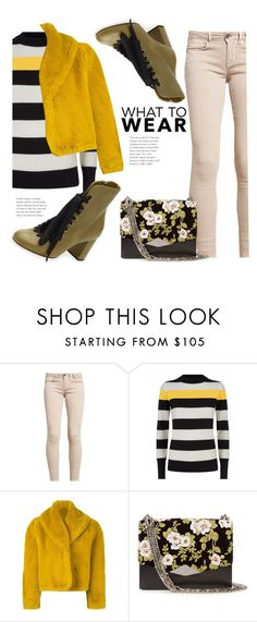 """""""Saturday! 😘"""" by hattie4palmerstone ❤ liked on Polyvore featuring Jaeger, Jean-Paul Gaultier and Rochas"""