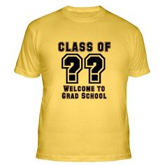 Grad School...AAAHHH!!! Panic!?
