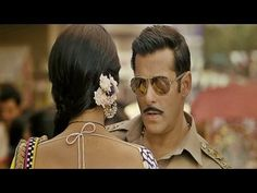 Dagabaaz Re song from Hindi movie Dabangg 2, featuring Salman Khan and Sonakshi Sinha. This song is sung by Rahat Fateh Ali Khan, Shreya Ghoshal.    http://www.infodarpan.com/dabangg-2-songs-lyrics-videos/1366-dagabaaz-re-lyrics.html