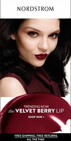The Velvet Berry Lip http://rstyle.me/ad/sms2wnyg6