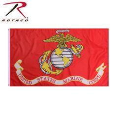 ROTHCO USMC FLAG