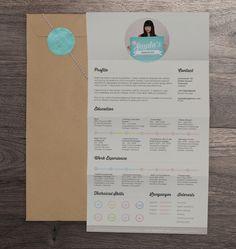 62644898ce1e199c87a91185839aedd8 20 Cool Resume & CV Designs