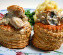 Bouchées à la reine -  http://wp.me/p1cjbC-1k6s #Cuisine, #Lavieréelle