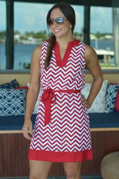 GAME ON Burgundy Red White Chevron Dress Belt Shop Simply Me Boutique – Simply Me Boutique