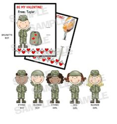 MILITARY FAMILIES!! Perfect for our military children!!