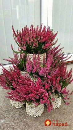 How to make a flower tower Garden Yard Ideas, Diy Garden Projects, Garden Crafts, Diy Garden Decor, Garden Art, Flower Planters, Flower Pots, Flowers, Flower Tower