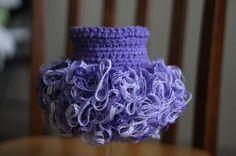 Crochet Newborn Tutu
