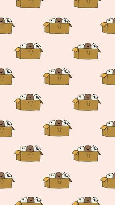We Bare Bears Wallpapers background pictures) We Bare Bears Wallpapers, Panda Wallpapers, Cute Cartoon Wallpapers, Bear Wallpaper, Iphone Wallpaper, Desktop Backgrounds, Polar Bear Cartoon, Whatsapp Wallpaper, We Bear
