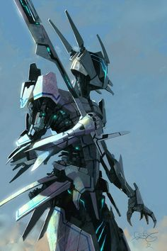 Robot 03 by ~fear-sAs on deviantART