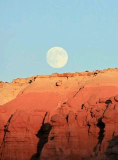 photo scenery Art moon and moon scenic-world Thelma Et Louise, Beautiful World, Beautiful Places, Desert Aesthetic, Desert Dream, To Infinity And Beyond, Adventure Is Out There, Plein Air, Belle Photo