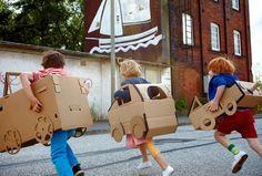 Living Outside The Box: Alexandra Klever