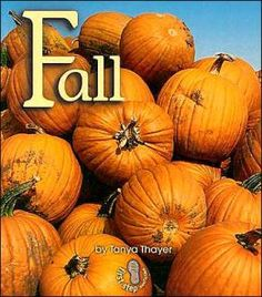 3d02e69b820 35 Best Fall Picture Books images