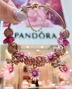 Find the perfect gift. Cute Jewelry, Charm Jewelry, Bridal Jewelry, Pandora Bracelet Charms, Pandora Jewelry, Pandora Pandora, Charm Bracelets, Jewellery Bracelets, Wrap Bracelets