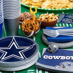 Super Bowl Party Decorations Uk Pinlaura Jojola On Dallas Cowboys Lifestyle Pinterest