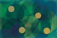 Thomas Sæverud - Konsekvenser av geometri II - 2003 Abstract, Artwork, Summary, Work Of Art