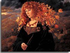 Mabon Goddess | Il Calderone Magico - Mabon