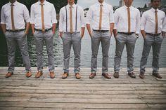 12 Cores para você escolher a gravata dos padrinhos | OMC