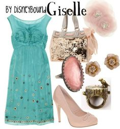 Giselle  by Disneybound