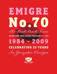 Emigre 70