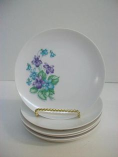 Vintage Melmac Royalon Corsage...Purple