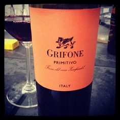 "Grifone Primitivo Zinfandel type   $3.99 at trader joes   ""easy drinking, smooth, and pleasing"""