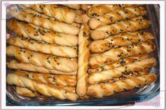 bulbulunyeri: Sirkeli tuzlu kurabiye