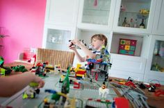 Mega LEGO City - This is creativity