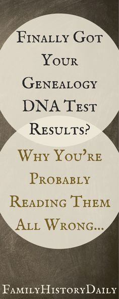 Genealogy DNA tests are an amazing tool for discovering your genetic ancestry. Need help reading your ancestry DNA test results? Here are some tips for understanding your ethnicity report and beyond. #genealogydna