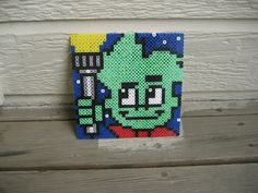 Pajama Sam in There is No Need to Hide When It's by CuteBeadBows