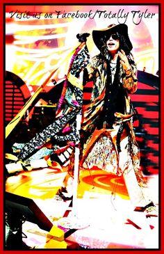 TRIP HOPPIN' AT IHEART MUSIC FESTIVAL 2012 - STEVEN TYLER